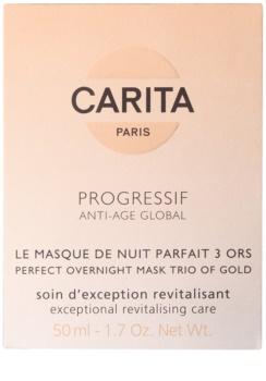 Carita Progressif Anti-Age Global masque de nuit revitalisant visage