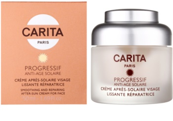 Carita Progressif Anti-Age Solaire Smoothing and Repairing After-Sun Cream for Face
