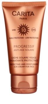 Carita Progressif Anti-Age Solaire Protecting and Moisturising Sun Cream for Face SPF 10
