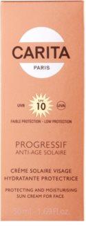 Carita Progressif Anti-Age Solaire ενυδατική προστατευτική κρέμα SPF 10