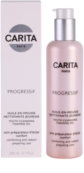 Carita Progressif Cleaners aceite limpiador calmante