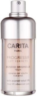 Carita Progressif Lift Fermeté żel pod oczy przeciw zmarszczkom, opuchnięciom i cieniom pod oczami