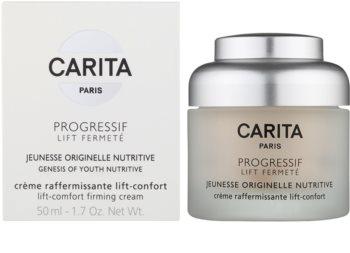 Carita Progressif Lift Fermeté fiatalító arckrém nagyon száraz bőrre