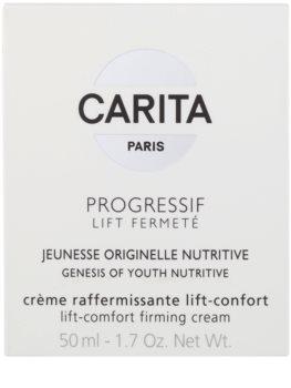 Carita Progressif Lift Fermeté crème visage rajeunissante pour peaux très sèches