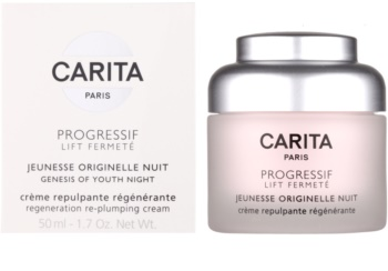 Carita Progressif Lift Fermeté crema regeneratoare de noapte antirid