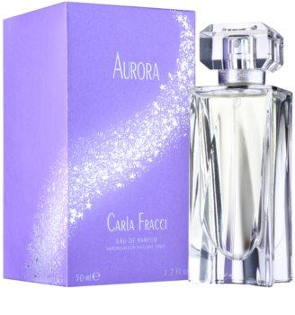 Carla Fracci Aurora eau de parfum pour femme 50 ml