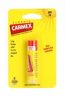 Carmex Classic hydratační balzám na rty v tyčince SPF 15