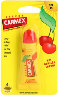 Carmex Cherry Lip Balm in a Squeeze Tube SPF 15