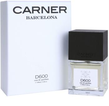 Carner Barcelona D600 parfémovaná voda unisex 100 ml