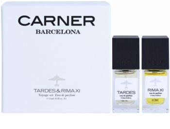 Carner Barcelona Voyage Set darilni set I. uniseks