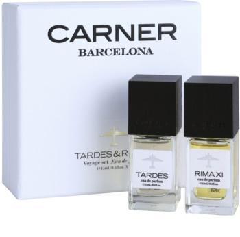 Carner Barcelona Voyage Set dárková sada I.