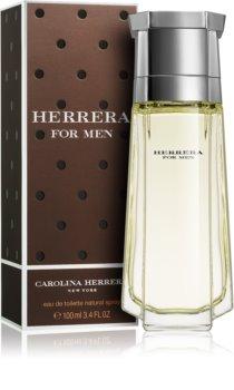 Carolina Herrera Herrera For Men eau de toilette para hombre 100 ml