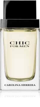 Carolina Herrera Chic for Men Eau de Toilette für Herren 100 ml