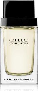 Carolina Herrera Chic for Men Eau de Toilette voor Mannen 100 ml