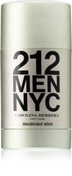 Carolina Herrera 212 NYC Men Deodorant Stick voor Mannen 75 ml