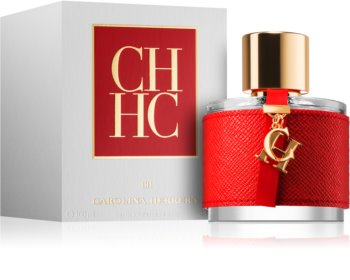 Carolina Herrera CH eau de toilette para mulheres 100 ml