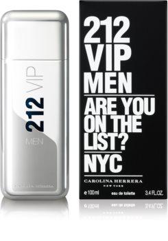 Carolina Herrera 212 VIP Men тоалетна вода за мъже 100 мл.