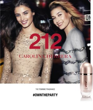 Carolina Herrera 212 VIP Rosé eau de parfum para mujer 80 ml