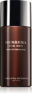 Carolina Herrera Herrera For Men Deo Spray voor Mannen 150 ml