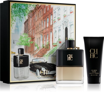 Carolina Herrera CH Men Privé Gift Set IV.