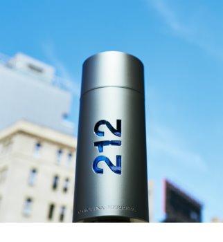 Carolina Herrera 212 NYC Men Eau de Toilette Herren 100 ml