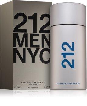 Carolina Herrera 212 NYC Men Eau de Toilette voor Mannen 200 ml