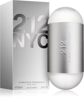 Carolina Herrera 212 NYC toaletní voda pro ženy 100 ml