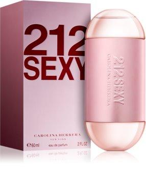 Carolina Herrera 212 Sexy Eau de Parfum voor Vrouwen  60 ml