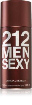 Carolina Herrera 212 Sexy Men deospray pentru bărbați 150 ml