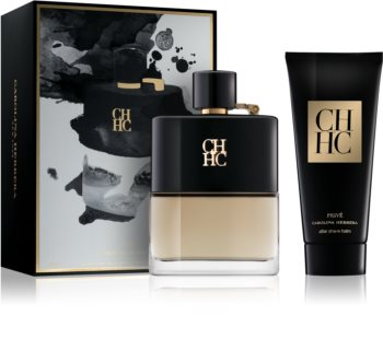 Carolina Herrera CH Men Privé, Gift Set II.   notino.co.uk bf9dd9472c