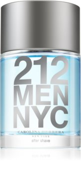 Carolina Herrera 212 NYC Men after shave pentru bărbați 100 ml