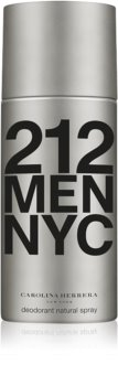 Carolina Herrera 212 NYC Men Deospray for Men