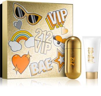 Carolina Herrera 212 VIP Gift Set  V.