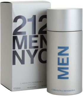 Carolina Herrera 212 NYC Men Eau de Toilette para homens 200 ml