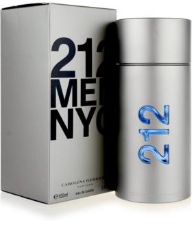 Carolina Herrera 212 NYC Men woda toaletowa dla mężczyzn 100 ml
