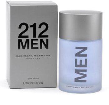 Carolina Herrera 212 NYC Men woda po goleniu dla mężczyzn 100 ml