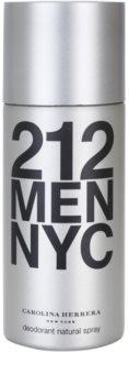 Carolina Herrera 212 NYC Men deospray pentru barbati 150 ml