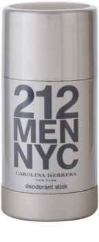 Carolina Herrera 212 NYC Men déodorant stick pour homme 75 ml