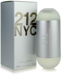 Carolina Herrera 212 NYC Eau de Toilette für Damen 60 ml