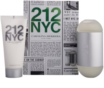 Carolina Herrera 212 NYC dárková sada IX.