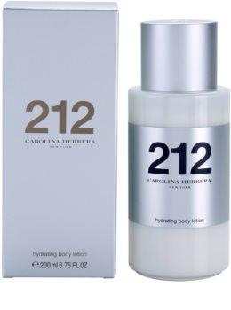 Carolina Herrera 212 NYC tělové mléko pro ženy 200 ml