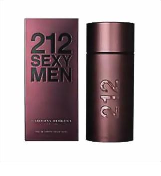 Carolina Herrera 212 Sexy Men Eau de Toilette voor Mannen 100 ml