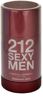 Carolina Herrera 212 Sexy Men dezodorant w sztyfcie dla mężczyzn 75 ml