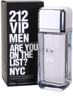 Carolina Herrera 212 VIP Men Eau de Toilette para homens 200 ml