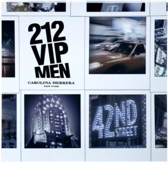 Carolina Herrera 212 VIP Men dárková sada IX.