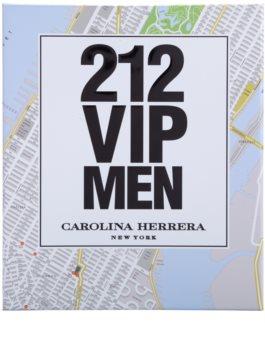 Carolina Herrera 212 VIP Men dárková sada II.
