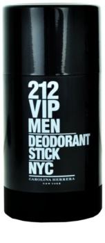 Carolina Herrera 212 VIP Men desodorante en barra para hombre 75 ml