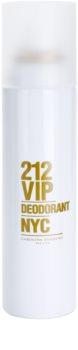 Carolina Herrera 212 VIP deodorant Spray para mulheres 150 ml