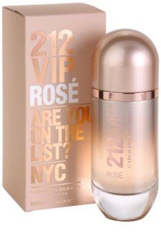 Carolina Herrera 212 VIP Rosé eau de parfum pentru femei 80 ml