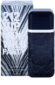 Carolina Herrera 212 VIP Men Wild Party Eau de Toilette für Herren 100 ml limitierte Edition